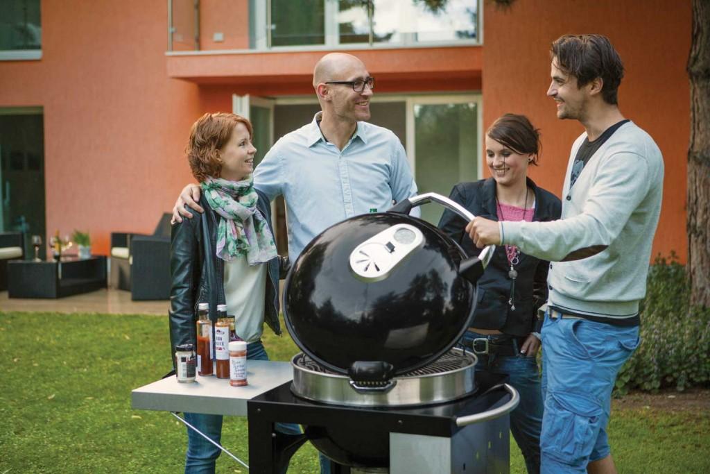 Napoleon Holzkohlegrill Charcoal Rodeo Professional Leg : Napoleon rodeo cm charcoal kettle