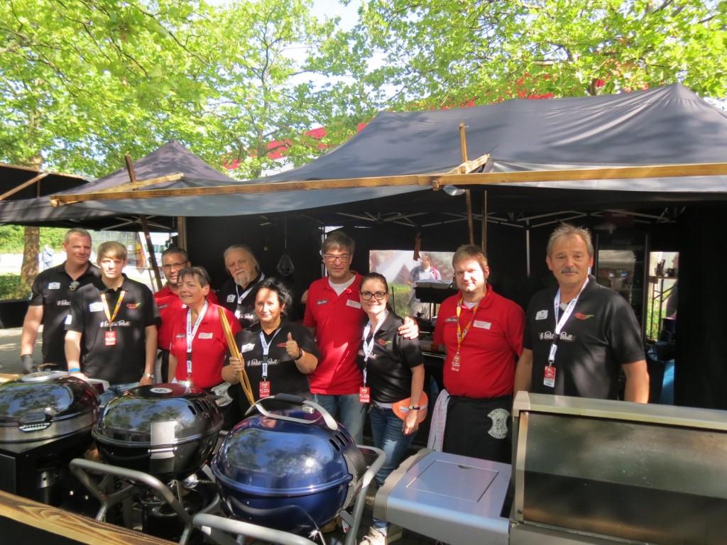 Northern Hellfire - Deutsche Grillmeisterschaft 2015