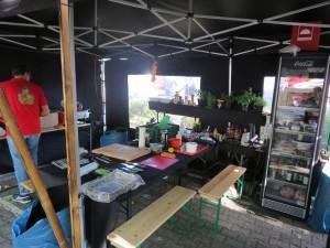 Northern Hellfire - Vorbereitungen für die deutsche Grillmeisterschaft 2015