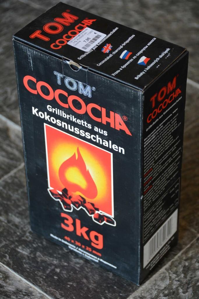Kokos Grillkohle kaufen