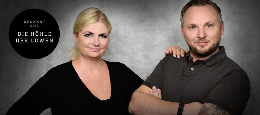 Anne und Stefan Lemcke von der Geschmacksmanufaktur Ankerkraut